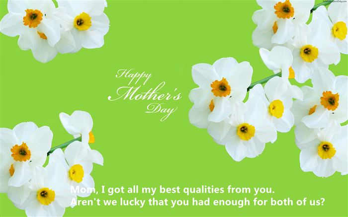 Best Happy Mother's Day Messages For Cards From Children