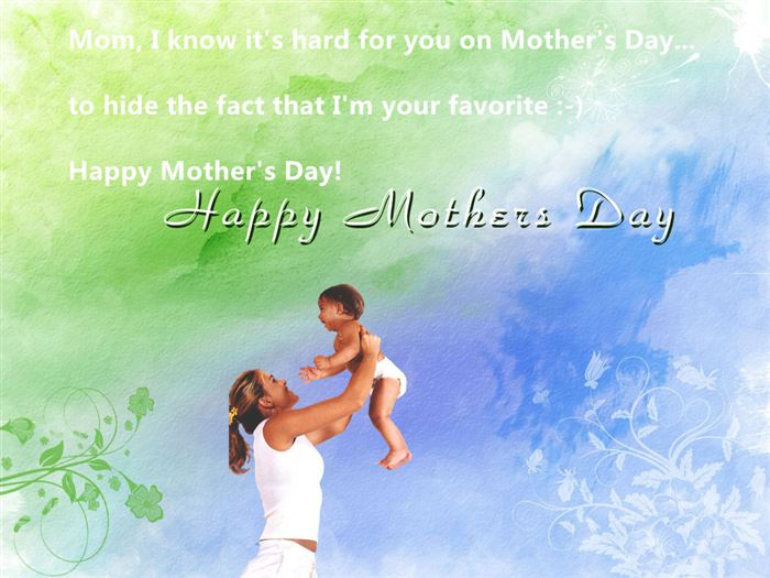 Meaningful Happy Mother's Day Messages For Cards From Children
