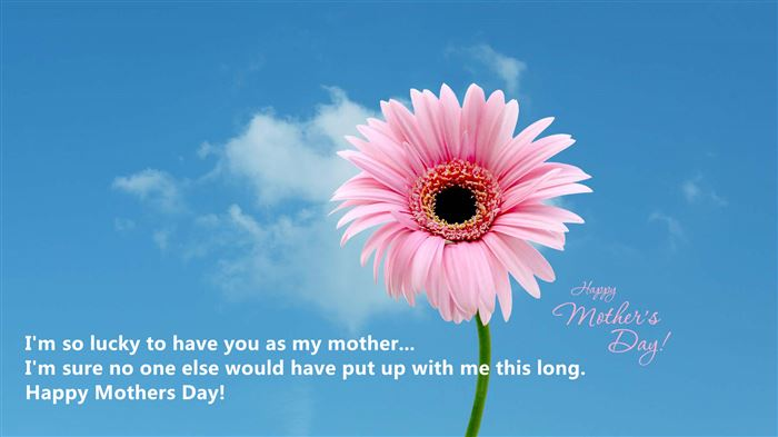 Short Happy Mother's Day Messages For Cards From Children