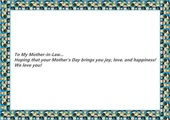 Meaningful Happy Mother's Day Messages From Daughter In Law
