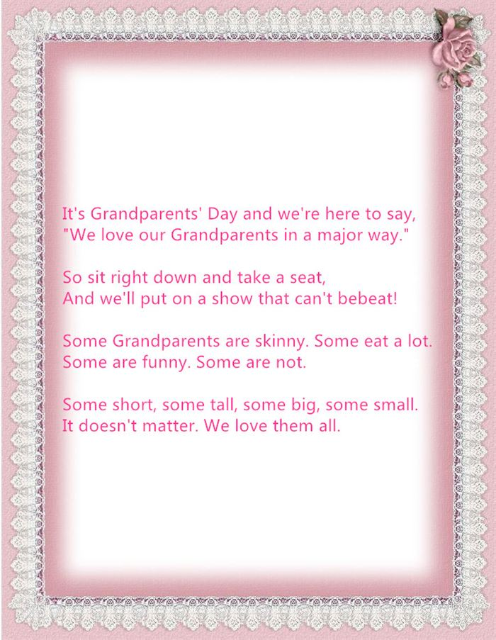 Best Happy Mother's Day Poems For Grandmas From Kids