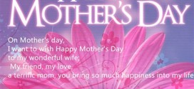 Best Happy Mother's Day Sayings For Cards From Husbands