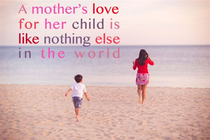Famous Happy Mother's Day Sayings For Cards From Kids