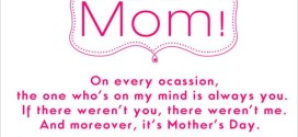 Famous Happy Mother's Day Card Sayings From Daughter