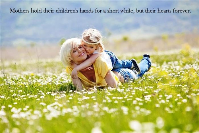 Famous Happy Mother's Day Quotes For Cards