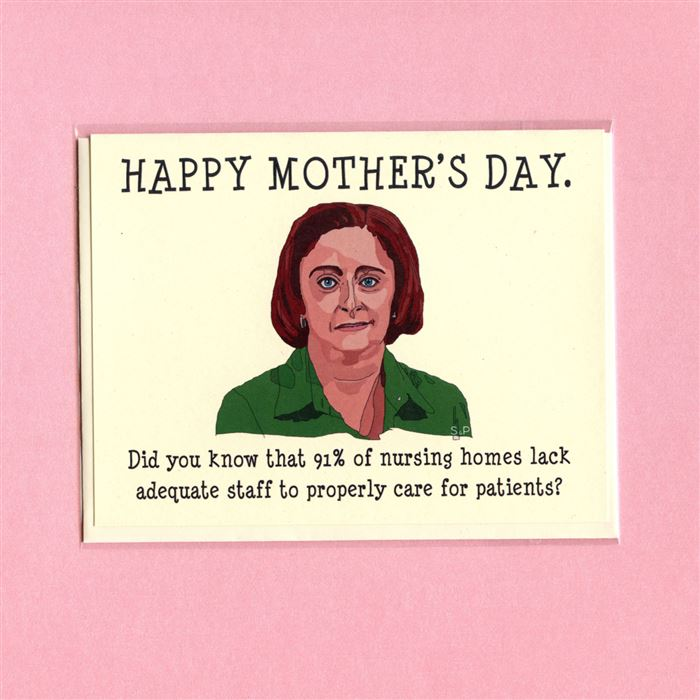 Best Funny Happy Mother's Day Card Sayings