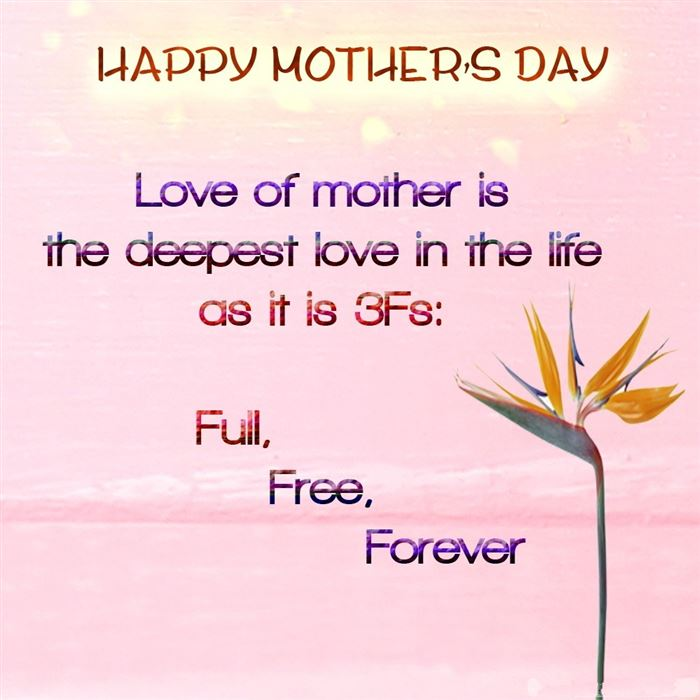 Best Funny Happy Mother's Day Sayings From Son