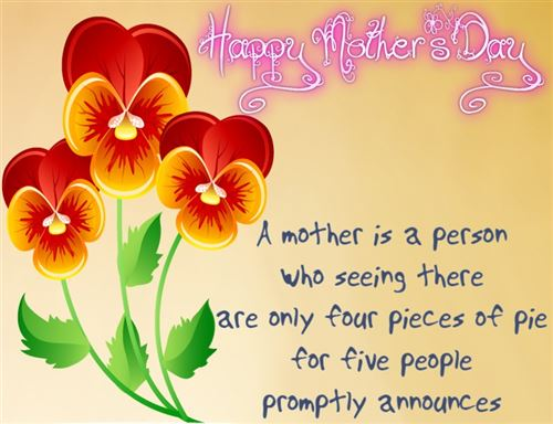 Inspirational Happy Mothers Day Quotes For Facebook Status