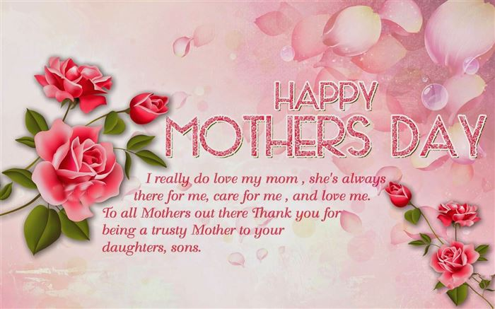 Best Happy Mother's Day Greeting Messages