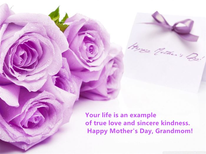 Meaningful Happy Mother's Day Greetings Messages For Grandma