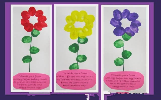 Famous Happy Mother's Day Poems About Flowers For Preschool