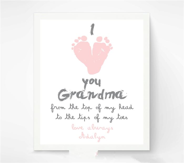 Cute Happy Mother's Day Quotes For Grandmas From Kids