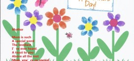 Special Happy Mother's Day Poems For Kids First Grade