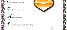 Top Happy Mother's Day Acrostic Poem Lesson Plan