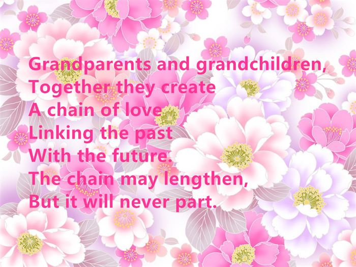 Meaningful Happy Mother's Day Poems From Children To Grandmother