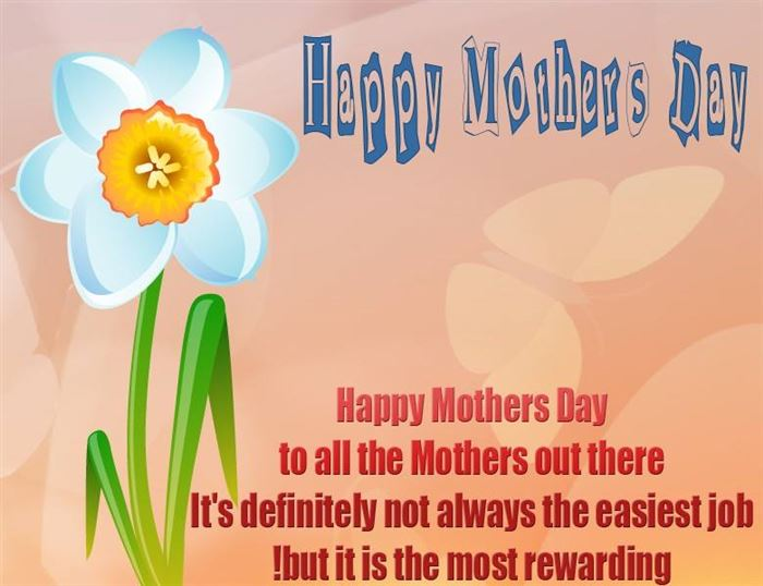 Unique Happy Mother's Day Messages Greeting Cards