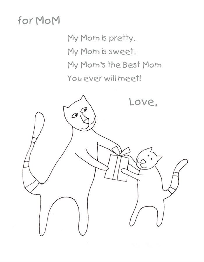 Famous Happy Mother's Day Poems From Daughter Kids