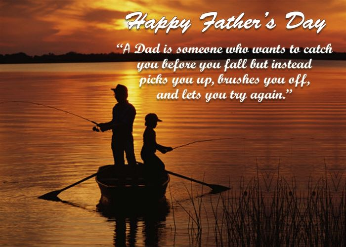 Famous Christian Happy Father's Day Poems And Quotes