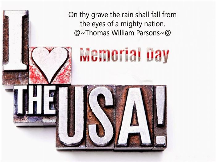 Best Memorial Day Greeting Card Sayings
