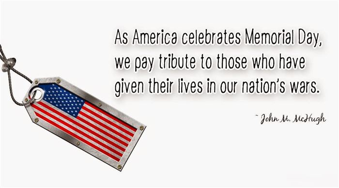 Meaningful Memorial Day Greeting Card Sayings