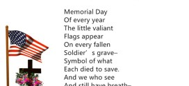 Best Memorial Day Poems For Elementary Kids