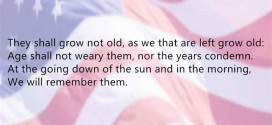 Best Memorial Day Poems For Fallen Soldiers