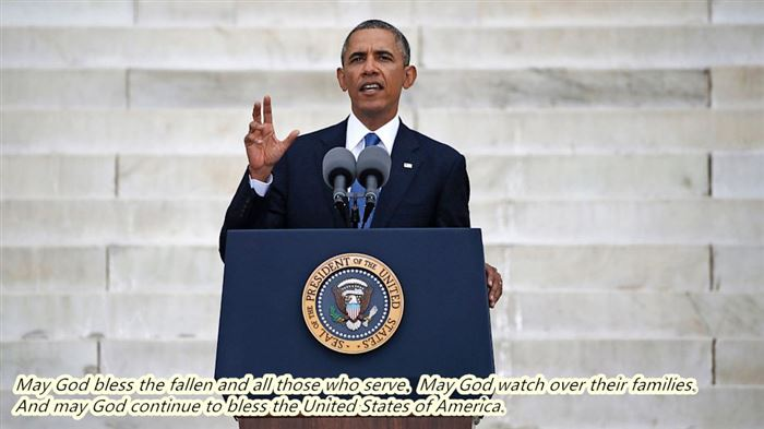Best President Obama's Memorial Day Speech
