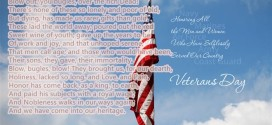 Famous Christian Memorial Day Poems