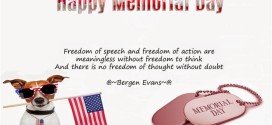 Famous Happy Memorial Day Quotes