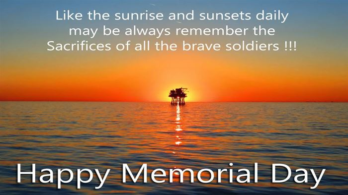 Meaningful Memorial Day Messages For Facebook