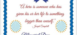 Famous Memorial Day Messages For Facebook