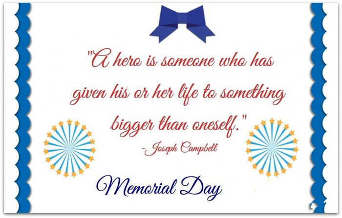 Short Memorial Day Messages For Facebook