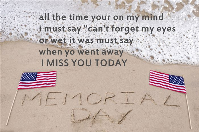 Famous Memorial Day Poems For Elementary Students