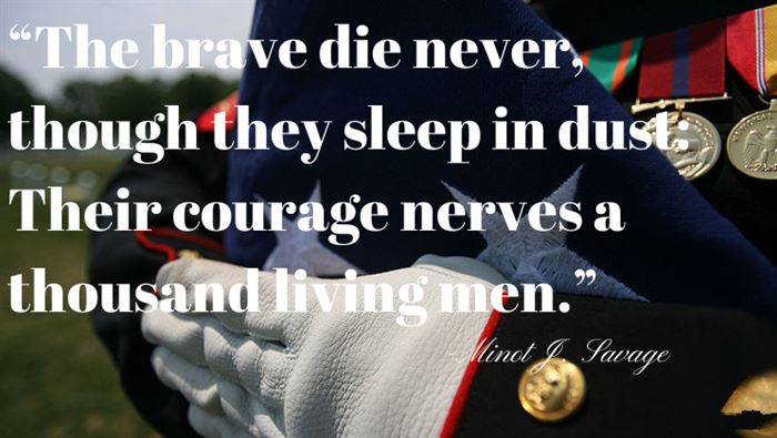 Best Memorial Day Quotes Honor Soldiers