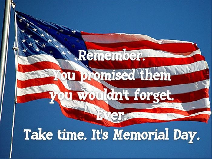 Meaningful Memorial Day Quotes Sayings Facebook