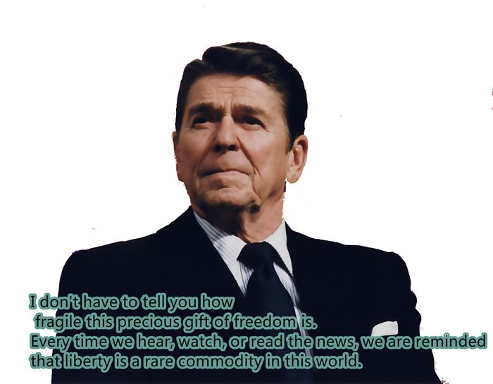Famous Memorial Day Sayings By Ronald Reagan