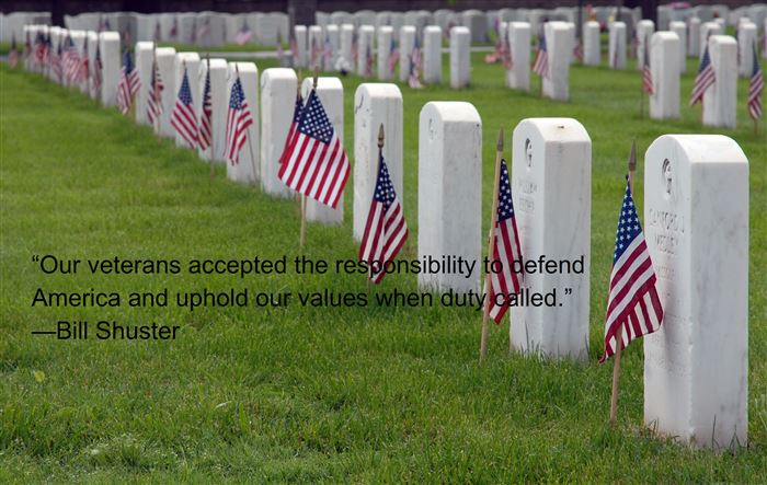 Meaningful Memorial Day Sayings For Veterans