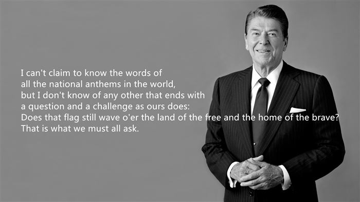 Unique President Ronald Reagan Memorial Day Quotes