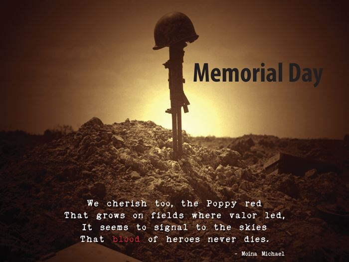Best Short Memorial Day Poems For Kids