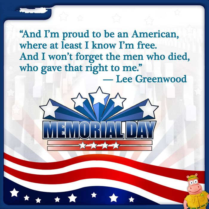 Short Meaning Memorial Day Poems For Kids