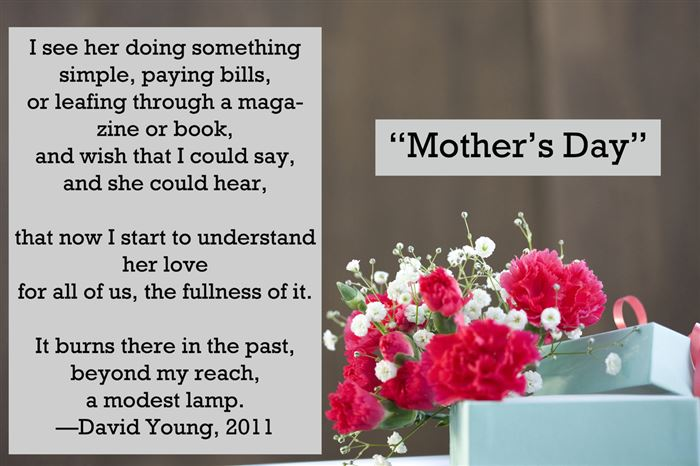 Free Christian Happy Mother's Day Poems For Mother In Law