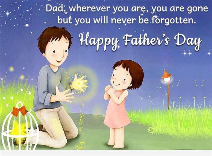 Famous Happy Father's Day Card Quotes From Daughter