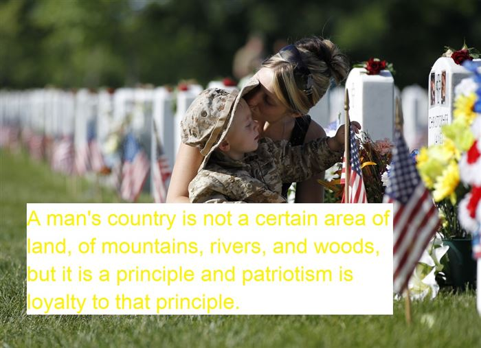 Best Inspirational Quotes On Memorial Day