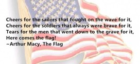 Armed Forces Happy Flag Day Poems For Kids