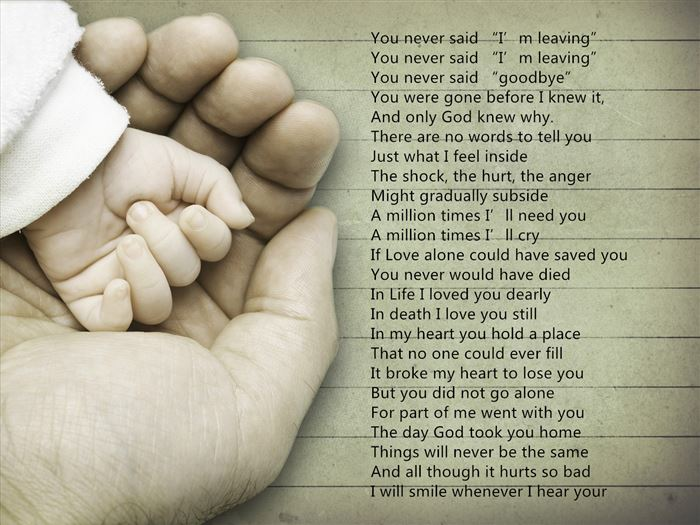 Meaningful Dead Happy Father's Day Poems From Daughter