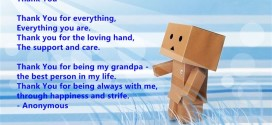 Best Happy Father's Day Poems For Grandpa
