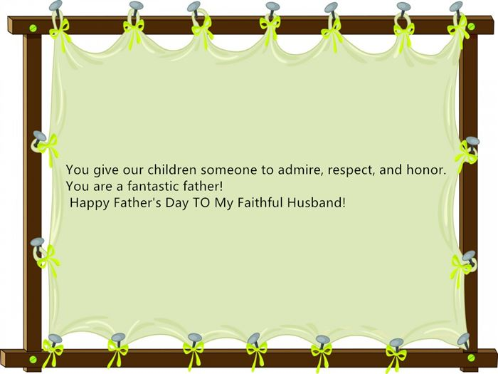 Best Happy Father's Day Quotes From Wife