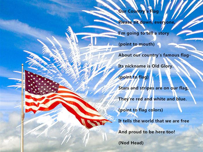 Famous Armed Forces Happy Flag Day Poems For Children
