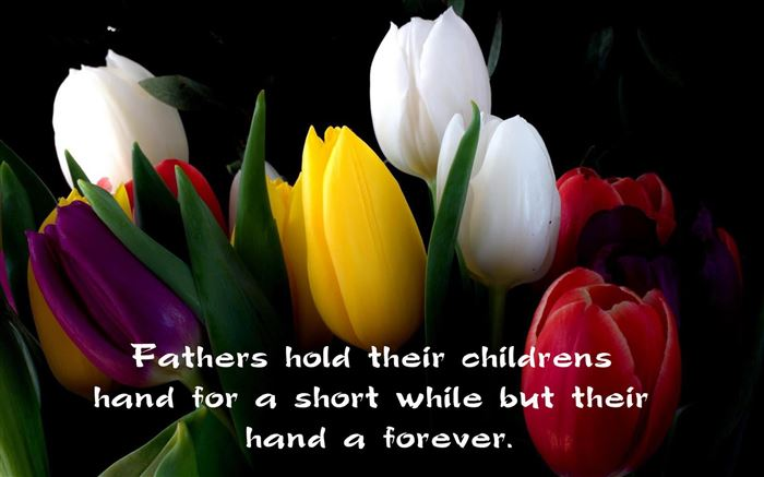 Unique Happy Father's Day Quotes From Kids