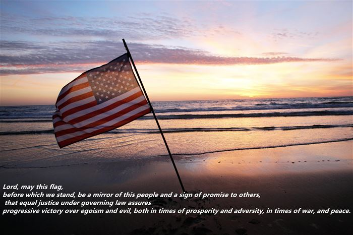 Meaningful Christian Happy Flag Day Prayers